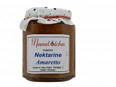 Nektarine-Amaretto