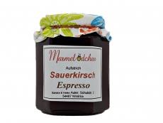 Sauerkirsch-Espresso